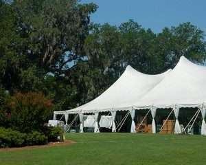 Marquee Weddings - Things to consider