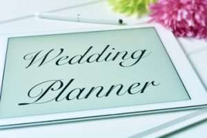 10 Important tips when planning your wedding - stress free