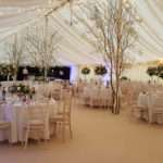 A Winter Marquee Wedding - Real wedding stories