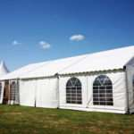 Planning a marquee wedding? - The lows to think about