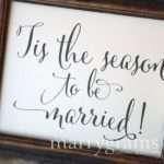 Planning a Christmas Wedding
