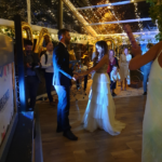 The wedding where Guests are taken by surprise