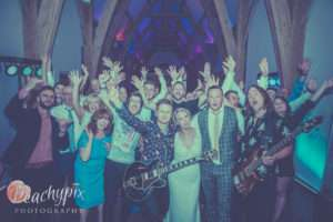 Things to think about when booking a band for your wedding