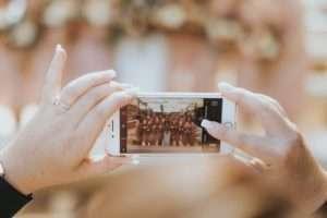 Wedding Day Hashtag