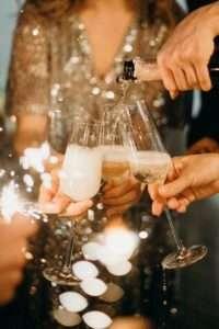 The hidden costs of DIY Weddings - Glasses