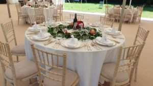 The Wedding where Egypt met Rural Shropshire