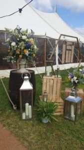 Worcester Marquee Wedding