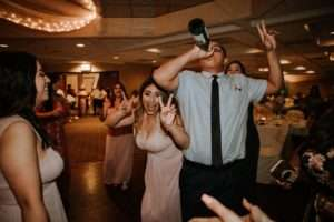 How to handle awkward guests at your Wedding